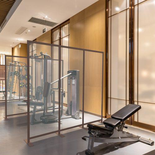Bezpieczna siłownia, centrum fitenss